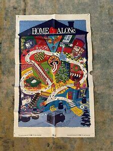 Home Alone Burglar Trap Movie Poster 1990 1991 Original