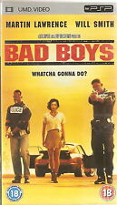 BAD BOYS - Will Smith, Martin Lawrence, Tea Leoni (UMD for PSP 2005)