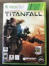 Brand New!!! Titanfall (Microsoft Xbox 360, 2014) Factory Sealed!!!