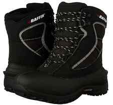 New in Box Womens Baffin Sage Waterproof Snow Boot Black Size 6 MSRP $ 165