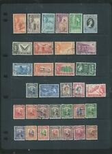 Sarawak selection, good range of stamps as scanned  [717]