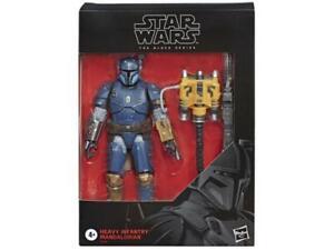 "Star Wars Black Series Heavy Infantry Mandalorian 6"" Figure"
