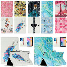 For Samsung Galaxy Tab S6 Lite 10.4 P610/P615/617 Smart Leather Stand Case Cover