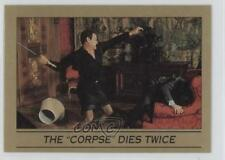 1993 Eclipse James Bond 007 Series 1 #80 The Corpse Dies Twice Card 0b6
