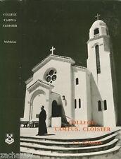 COLLEGE CAMPUS CLOISTER catholic western australia