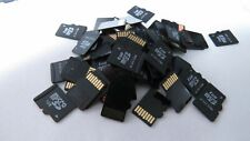 Lot of 25 Mixed 1GB Micro SD Memory Cards