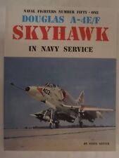 Douglas USN A-4E/F Skyhawk by Ginter - BW Photos & Diagrams