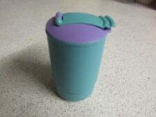 *LOOK* Lovely Cond TUPPERWARE Lidded Baby drinking Cup with Spout with FREE P+P