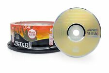 25 MAXELL CD Rohlinge CD-R 80 XL MU ideal für Musikaufnahmen 700 MB in Cakebox