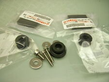 XT 500 16xpcs SERBATOIO Grommets locating dampers Collars pezzi rubbers mounting kit