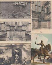 JEANNE D'ARC RELIGION France 133 Cartes Postales 1900-1940