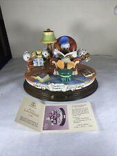 Walt Disney's Donald Duck Donald's Birthday Capodimonte Laurenz Limited Edition