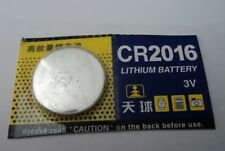1 X 3V CR2016 LITHIUM BATTERY REMOTE CAR KEY'S,GAMES,CAMERA'S, FREE POST IN OZ