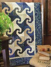 Big Sky Blues Quilt Pattern Pieced/Paper Pieced MU