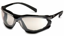 Pyramex Proximity Indoor Outdoor Anti Fog Foam Padded Safety Glasses Z87+ CSA