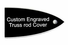 Custom engraved Truss Rod Cover for ESP/LTD Guitars