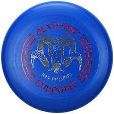 NG - Eurodisc 175g 4.0 Ultimate BIO-Kunststoff Frisbee Devildisc DUNKELBLAU