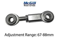 """Adjustable Link 3/8"""" RH - with a 3/8"""" Bore, Rod End, Heim Joints Economy Polaris"""