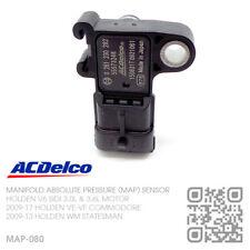 ACDELCO MAP SENSOR LLT/LFX V6 SIDI 3.6L MOTOR [HOLDEN WM STATESMAN/CAPRICE]