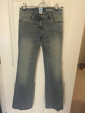 Sass and Bide 'Beauty in Imperfection' Flared Denim Jeans Size 25 (XS)