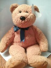 TY Beanie Buddy - FUZZ the Bear (13.5 inch) - MWMTs Stuffed Animal Toy