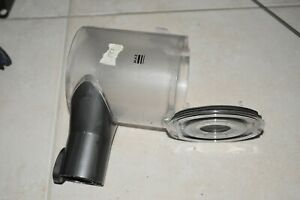 Genuine DYSON V6 Handheld Cordless Vacuum Cleaner Clear Dust Bin Container sv03