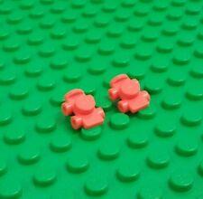 *NEW* Lego Small Orange Rollerskates Friends Emma Figs Minifig Figure - 2 pieces