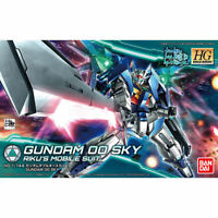 BANDAI HGBD 1/144 GUNDAM 00 SKY Plastic Model Kit Build Divers NEW from Japan