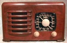 """Zenith """"Toaster"""" Radio New Dial Lens Cover - 6D525, 6D625 & Other Models"""