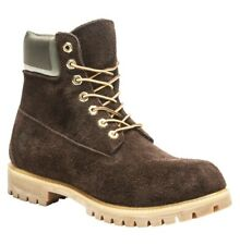 MEN'S 6-INCH PREMIUM SUEDE WATERPROOF BOOTS STYLE A28X5  SIZE 9
