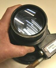 "Alan Anamorphic Lens 24"" 610mm w/ precision  micrometer setting VERY RARE!!!"