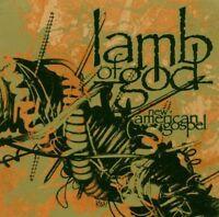 Lamb of God - New American Gospel (2015)  Limited Clear Vinyl LP NEW  SPEEDYPOST