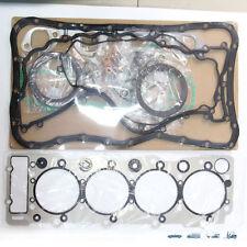 Full Gasket Set Fits 1999-2004 GMC W3500 W4500 W5500 Forward 4.8L Turbo 8 Valve