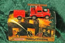 Matchbox Models of YesterYear 1952 Land Rover Auxiliary Truck - 1:43 scale YFE02
