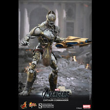 HOT TOYS Avengers Chitauri Commander Sixth Scale Figure Marvel NEW IN STOCK