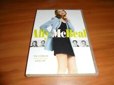 Ally McBeal: Complete First Season (DVD, 2009, 6-Disc Full Frame) Used 1 1st One