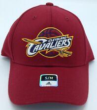 NBA Cleveland Cavaliers Adidas Structured Curve Brim Cap Hat Beanie NEW!