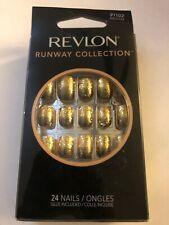 Revlon Runaway Collection 24 Nails #91102 Medium