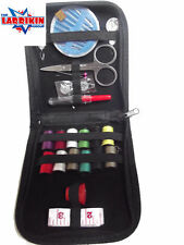 PortableTravelling Sewing Thread Scissors Tape Measure And 6 One Second Needles!