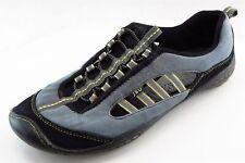 Jambu  Walking Shoes Black Leather Women9Medium (B, M)