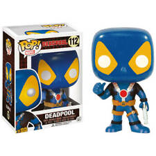 Marvel Comics POP! 112 Vinyl Bobble-Head Deadpool Thumbs Up X-Men Costume