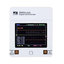 DSO112A Mini Handheld Pocket Digital Storage Oscilloscope TFT Touch Screen P0K9