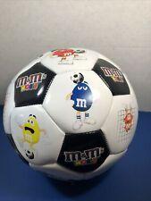 M&M Soccer Ball Size 5 Sku# 8300 15-4