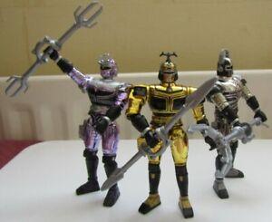 "5.5"" BeetleBorg Metallix action figures, set of 3"