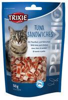 PREMIO Tuna Sandwiches With tuna and chicken 50g