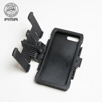 FMA Tactical Phone Case Mobile Pouch Hunting Shell Iphone 7/8 Plus Black Hunting