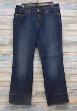 Lucky Brand Jeans 8 x 29 Women's Rider Jean Classic Boot cut Stretch  (H-33)