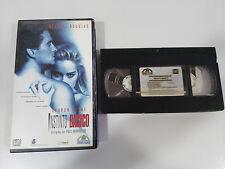INSTINCT BASIC TAPE TAPE VHS COLLECTOR MICHAEL DOUGLAS SHARON STONE