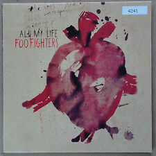"""FOO FIGHTERS - All my Life ***RARE 7""""-Vinyl***NEW***individual numbered***"""