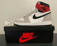 Nike Air Jordan 1 Retro High OG Light Smoke Grey 555088-126 Size 4-13
